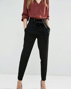 end of summer work outfits Summer Work Outfits, Casual Work Outfits, Mode Outfits, Office Outfits, Work Attire, Work Casual, Classy Outfits, Chic Outfits, Office Attire