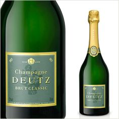 ドゥッツ / ブリュット・クラシック マグナム NM / ワイン通販セリエ・ド・ヴィノラム / 凝縮したスケール感を持ちながら、更なる期待を感じさせる 数少ないシャンパーニュの佳酒です。 Champagne Deutz, Drinks, Bottle, Classic, Butler Pantry, Drinking, Derby, Beverages, Flask