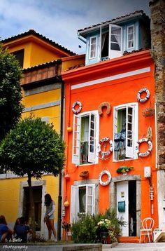 Asturias, Luanco  Spain