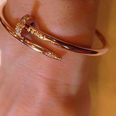38 Best Juste Un Clou Images Bracelets Cartier Bracelet Jewelry