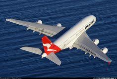 Airbus A380-842 Qantaz