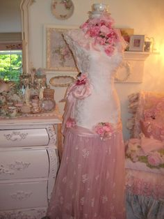My Dress form  by mylulabelles, via Flickr
