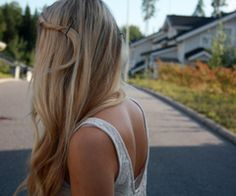 summer hair <3
