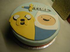 Adventure Time Birthday Cake | Birthday Cake Photos