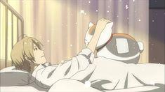Natsume and Nyanko-sensei Manga Boy, Manga Anime, Anime Art, Amaama To Inazuma, Natsume Takashi, Hakkenden, Hotarubi No Mori, Beautiful Dark Art, Good Anime Series