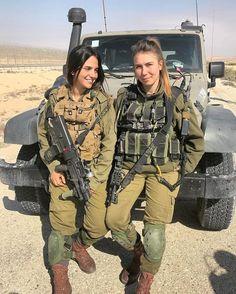 Female IDF Warriors: