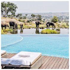Four Seasons Safari Lodge Serengeti, Tanzania Wow…amazing!