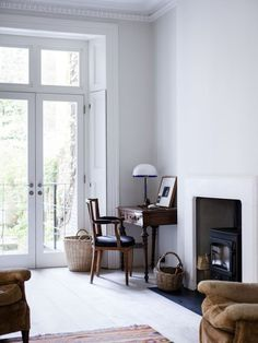 A Notting Hill Townhouse Artfully Transformed by Sadie Snelson