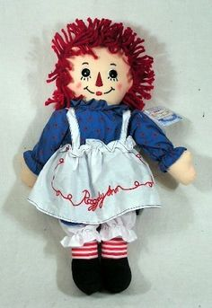 16 Inch Raggedy Ann Classic Doll by Treasures, http://www.amazon.com/dp/B009G25XRS/ref=cm_sw_r_pi_dp_IKsirb1DQC6G3