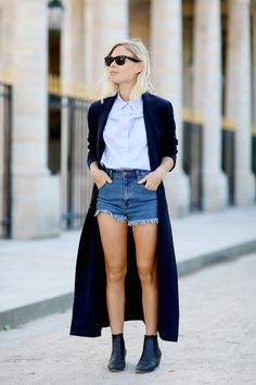 The long and the short of it (via chicityfashion.com)