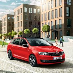 The ŠKODA RAPID Spaceback is THE versatile compact car of the range. Discover RAPID's spacious & elegant style along with smart technological & safety features. Scale, Tech, Bmw, Models, Vehicles, Cars, Weighing Scale, Templates, Car