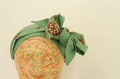 Maje Zmaje: DIY: Trik za retro vezanje marame # 2