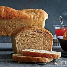 Sorghum-Oat Bread | Be sure the oat mixture has cooled before mixing with the yeast. | SouthernLiving.com