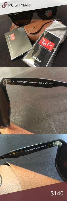 ray bands sun glasses  RayBan Wayfarer