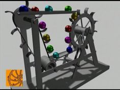 Epic compilation of perpetuum mobiles, useless machines and kinetic art. - YouTube