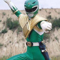 Dino Rangers, Power Rangers Ninja, Go Go Power Rangers, Mighty Morphin Power Rangers, Power Rangers Season 1, Green Power Ranger, Original Power Rangers, Tommy Oliver, Power Rengers