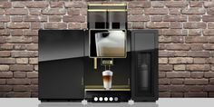 Barista FRANKE COFFEESYSTEMS A 1000 Excellent milk froth hot & cold Fully automated cleaning system Intuitive touch display Two Instant products (cocoa and vanilla) Profitable from 8 cups a day!