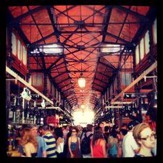 Mercado de San Miguel en Madrid, Madrid