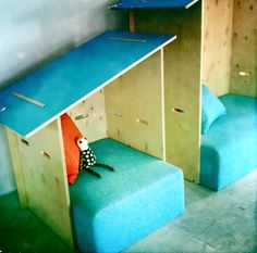 #Kids #furniture | Kinkeli- hidden spaces for playful kids!