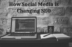 SEO is important. It is so important in fact that 66% of marketers agree that it is their top priority. A recent Infographic from Hubspot tells how social media is changing SEO.