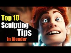 Top 10 Sculpting Tips And Tricks In Blender - YouTube