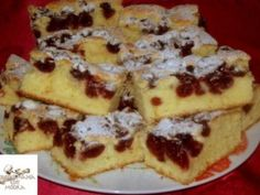 Érdekel a receptje? Kattints a képre! Hungarian Desserts, Hungarian Recipes, Bourbon Cake, Southern Peach Cobbler, Individual Desserts, Cherry Cake, Eat Seasonal, Baking And Pastry, Sweet Bread