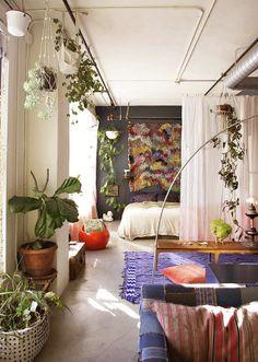 Квартира-студия: секреты грамотного дизайна ( ФОТО ) - IQInterior