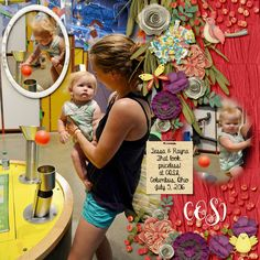Tessa with her mom at COSI, July 2016. Kit used: Paisley Ruffles by PattyB Scraps Kit link: GDS:  http://www.godigitalscrapbooking.com/shop/index.php?main_page=product_dnld_info&cPath=29_335&products_id=28614 Template used:  The Bigger Picture #4 by Heartstrings Scrap Art Template link: https://www.digitalscrapbookingstudio.com/personal-use/templates/the-bigger-picture-4/