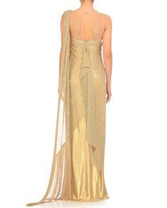 Gold Lame Sheer Kurta- Buy Gold Collection,Kurta Set Online | Tarun Tahiliani Tarun Tahiliani