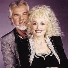 Kenny Rogers & Dolly!!