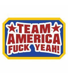 MSM Team America Patch
