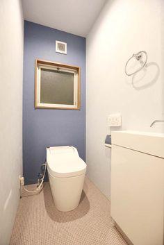 壁紙、アクセントクロス、トイレ、空間工房、KULABO