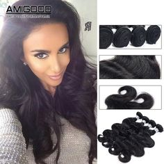 2015 Hot Selling Products Top Grade 7A Brazilian Body Wave Virgin Hair 4 Bundles Princess Mink Hair Weave Unprocessed Human Hair US $88.45