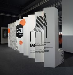GOOD DESIGN 2014 / Exhibition design project and its visual setting by Grynasz Studio for Institute of Industrial Design Display Design, Booth Design, Store Design, Wall Design, Exhibition Display, Exhibition Space, Exhibition Stand Design, Exibition Design, Roll Up Design