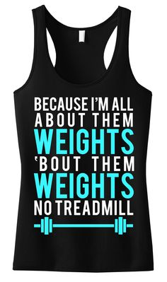 """I Love this #Workout tank top! """"All About Them Weights"""" #Fitness tank by NoBullWoman Apparel. Great for ladies that like to lift! Only $24.99, click here to buy https://www.etsy.com/listing/210541172/all-about-them-weights-workout-tank?ref=shop_home_active_3"""