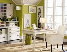 Home Office Interior Project For Awesome Home Office Interior. Home Office Interior Project For Awesome Home Office Interior - Home Interior Design Home Desk, Home Office Space, Home Office Design, Home Office Decor, Office Ideas, Office Designs, Office Spaces, Office Workspace, Ikea Office
