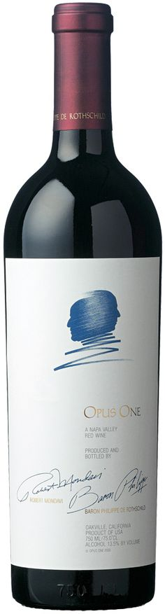 OPUS ONE(オーパス・ワン) | ワイン通販エノテカ・オンライン ENOTECA online for all wine lovers