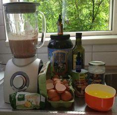 Superboost kokosvet ontbijt  (pas op voor positieve bijwerkingen)