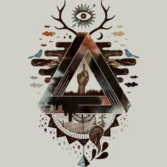 All Impossible Eye is a T Shirt designed by neonbeast to illustrate your life and is available at Design By Humans
