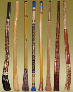 Check out this website on the Didgeridoo complete with sound clips.