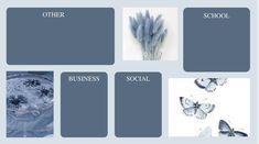 Desktop Wallpaper Folder Organizer / summer / lightblue