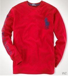 Ralph Lauren Long Shirt Polo Homme