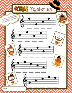 Thanksgiving Note Name Worksheets Culligan Culligan Culligan Culligan Culligan Luter-Thompson, another fun enrichment worksheet Thanksgiving Note, Thanksgiving Songs, Piano Music, Art Music, Piano Lessons For Beginners, Music Worksheets, Piano Teaching, Music Activities, Elementary Music