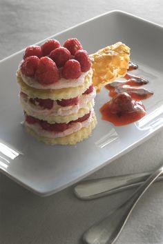 Raspberry delight - La Sultana
