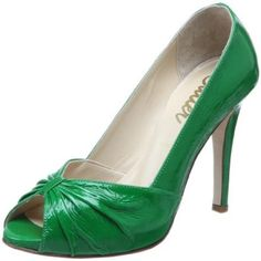 Green shoes by Butter