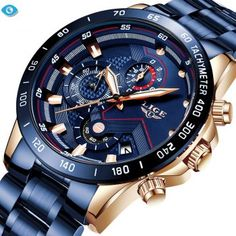 Men's Watches, Luxury Watches, Cool Watches, Fashion Watches, Watches For Men, Stainless Steel Watch, Stainless Steel Bracelet, Cold Water Shower, Festina