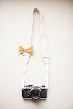 Spectacle camera strap cover