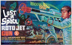 Lost in Space Roto Jet Gun