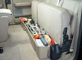 Underseat Storage for Ford Products For 2000
