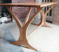 Bespoke Furniture, Handmade tables, dining tables etc. RICHARD RICHARDSON, craftsman. Gloucestershire UK